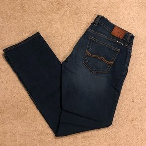 Gently Worn Lucky Brand Sweet'n Straight  Jeans